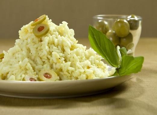 как варить рис в микроволновке фото