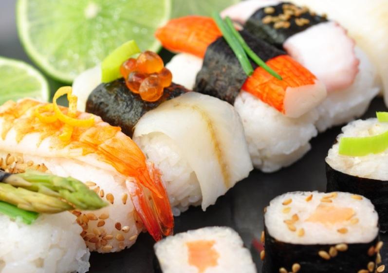 как варить рис для суши в микроволновке фото
