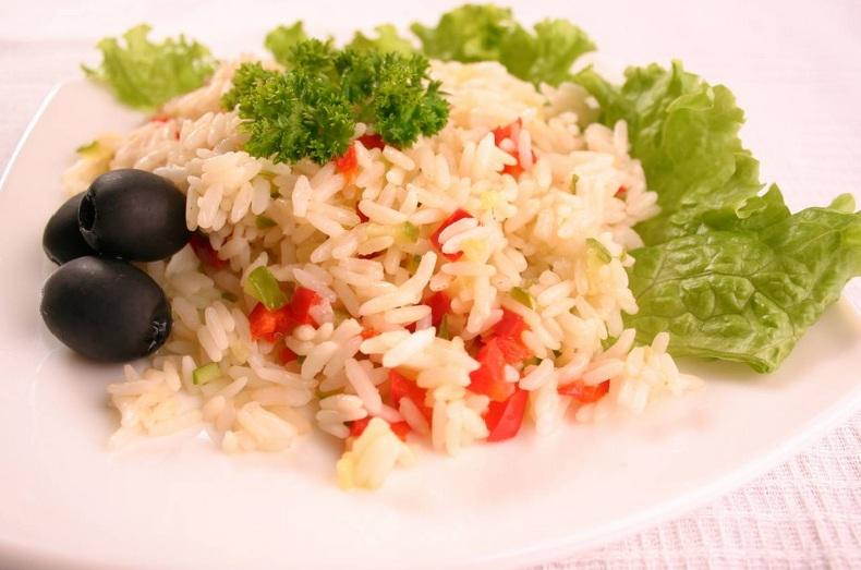 как варить рис рассыпчатым фото