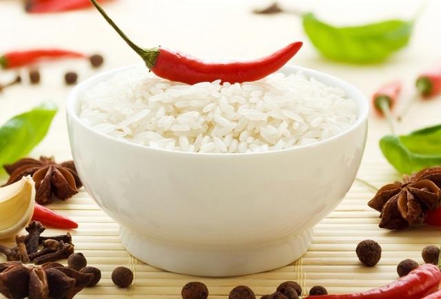 как отварить рис фото