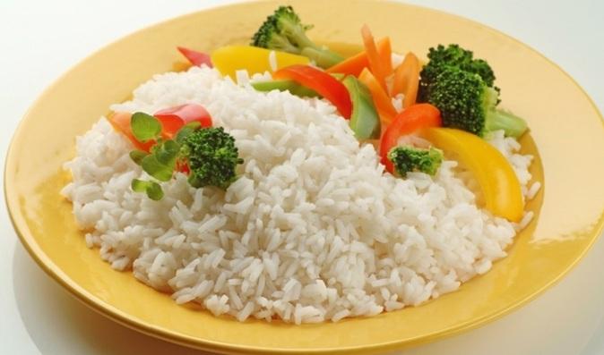 как правильно варить рис на гарнир пошагово