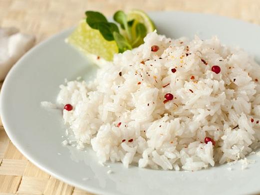 сварить рассыпчатый рис на гарнир фото