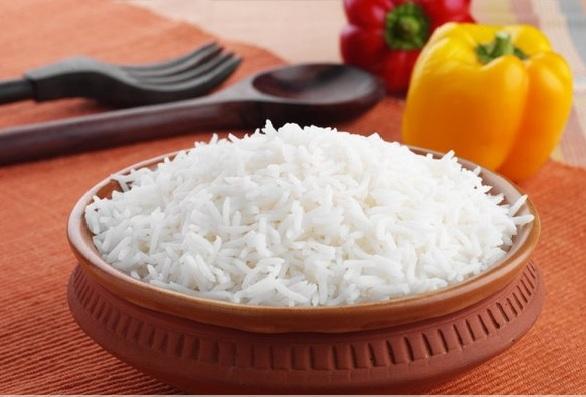 рассыпчатый рис в микроволновке фото