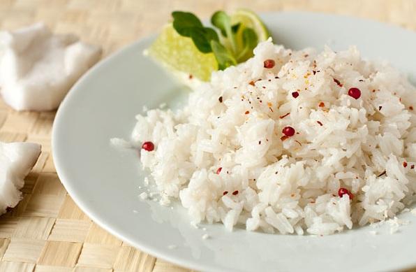 Рис на пару рецепт с фото