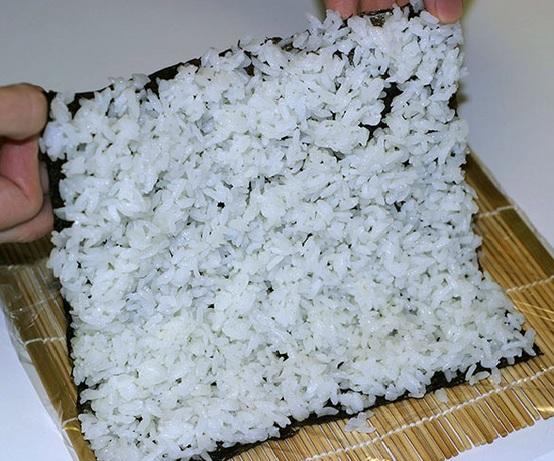 рис для роллов в домашних условиях фото