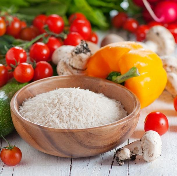Как приготовить рис на пару в мультиварке фото
