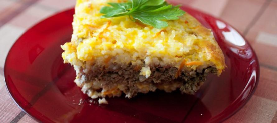рецепты запеканка из моркови и творога в духовке