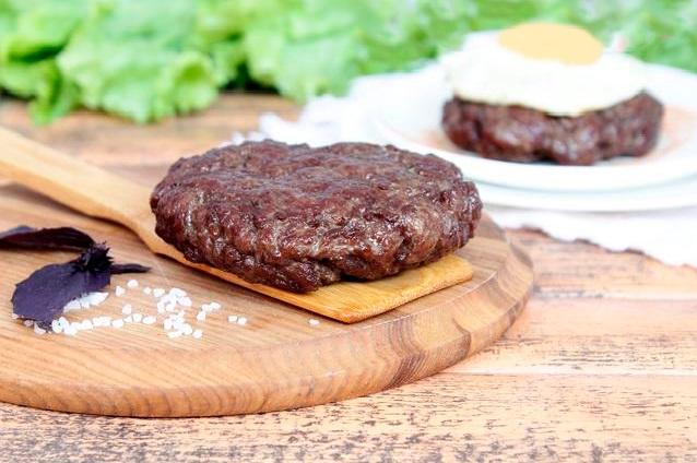 Рубленный бифштекс из говядины в духовке рецепт пошагово