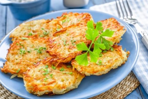 драники картофельные с рецепт с фото пошагово