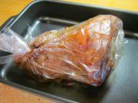 свиная рулька в пакете для запекания