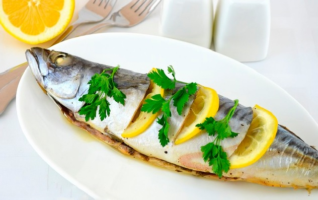 Скумбрия рецепты приготовления пошагово в 53