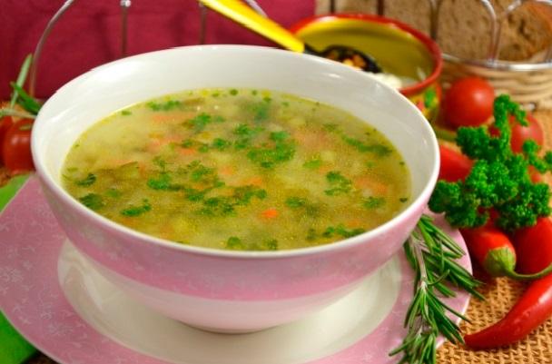 Рассольник рецепт классический пошаговый рецепт с рисом с курицей