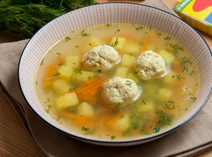 как вкусно приготовить суп с фрикадельками рецепт и фото