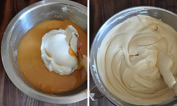 Крем для торта с вареной сгущенкой рецепт с пошагово в домашних условиях
