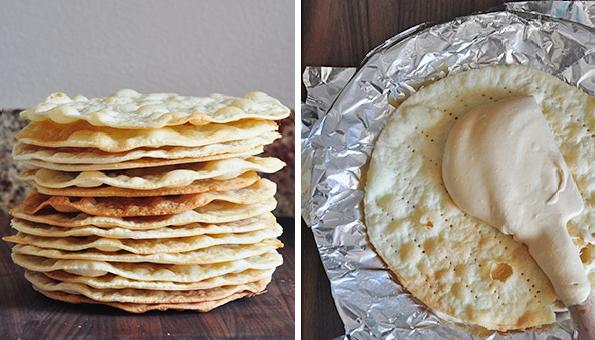 Торт наполеон пошаговый рецепт с со сметаной и сгущенкой