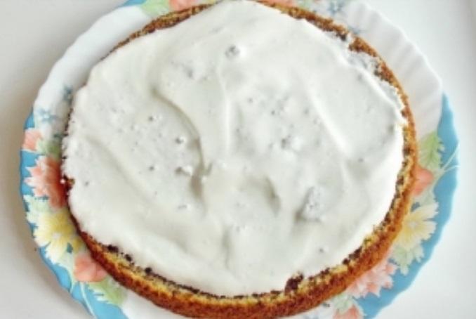Торт зебра молоке рецепт фото